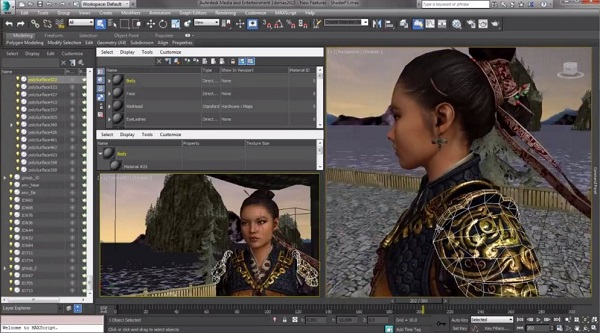 The Top Software Programs for Video Game Character Creation