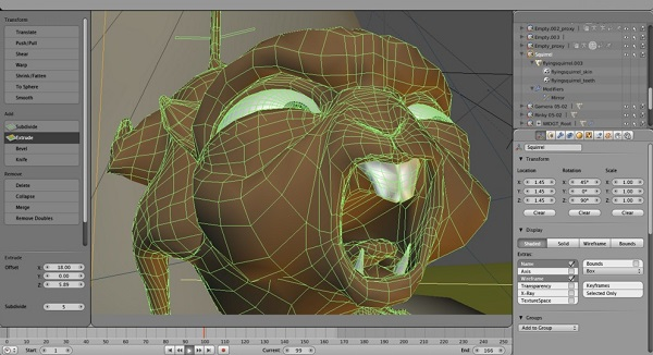 Game Character Modeling In Blender : The top software programs for video game character