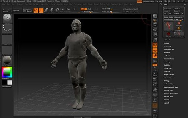 Character Design Download : The top software programs for video game character