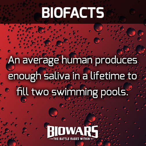 Did You Know? Biology, Virus & Bacteria Facts | Biowars